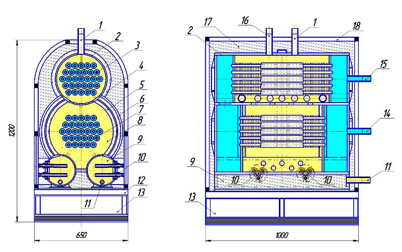 Что такое биметалический теплообменник 5663720 теплообменник